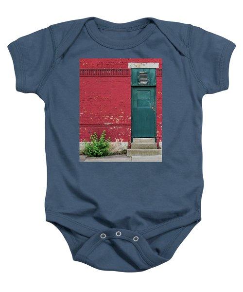 The Door Baby Onesie