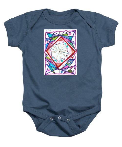 A New Angle Baby Onesie