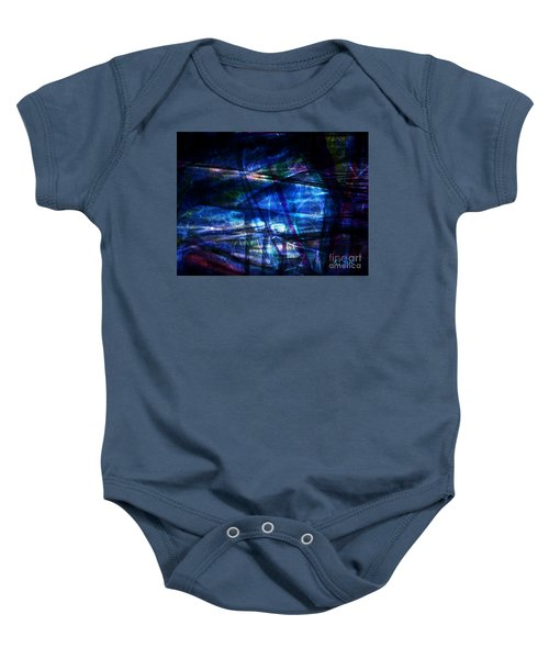 Abstract-20a Baby Onesie