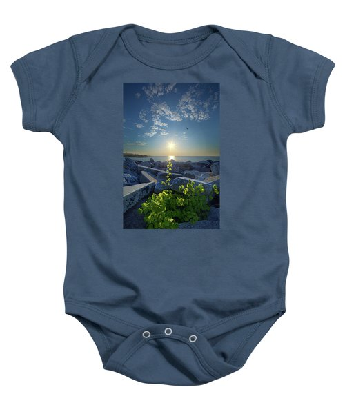 All Things Are Possible Baby Onesie