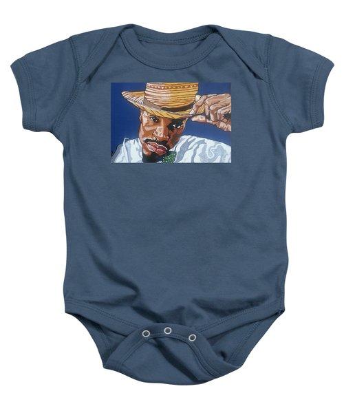 Andre Benjamin Baby Onesie