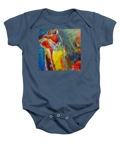 Awesome God Baby Onesie
