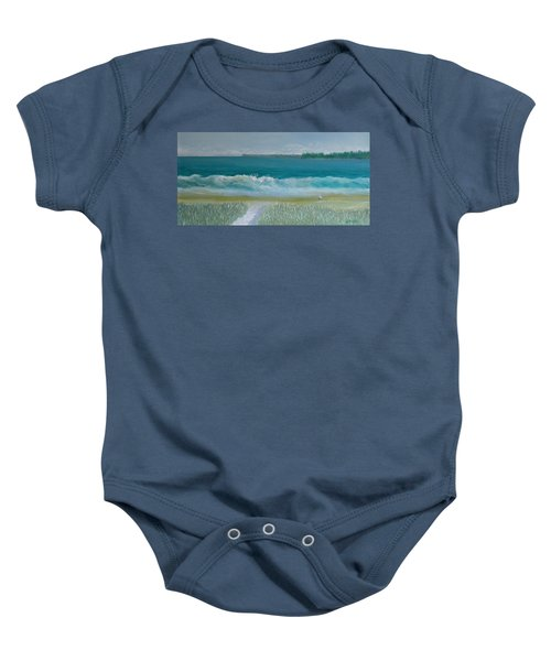 Beach Day Baby Onesie