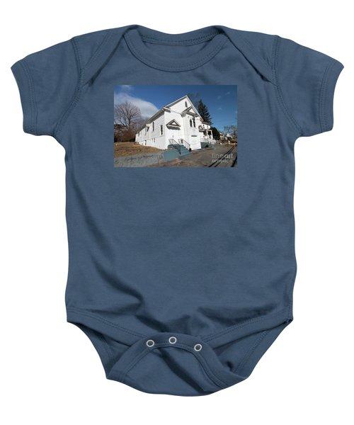 Bethel Ame Church  Huntington Baby Onesie