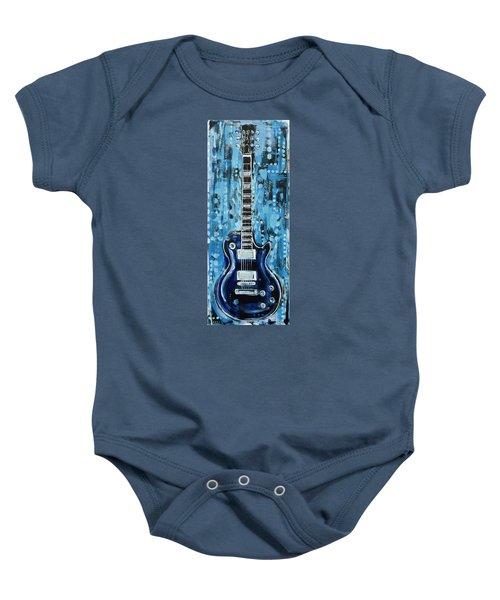 Blues Guitar Baby Onesie