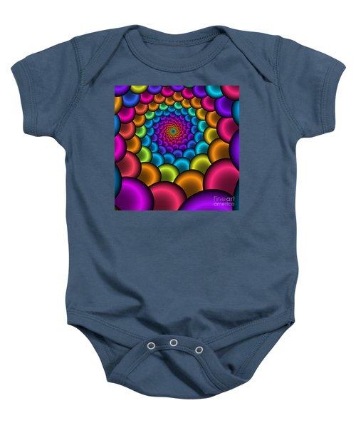 Bonbon Funnel 221 Baby Onesie