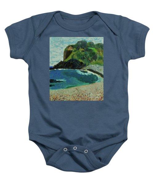 Boulder Beach Baby Onesie
