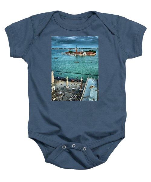 Bussy Venice Baby Onesie