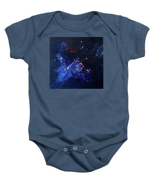 Celestial Harmony Baby Onesie