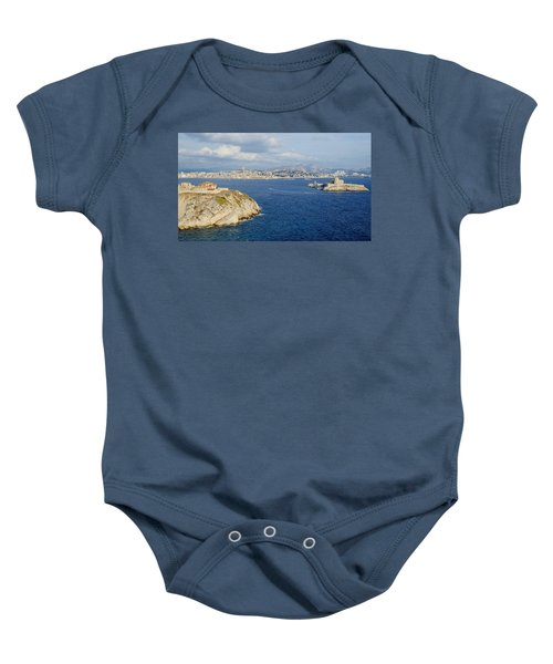 Chateau D'if-island Baby Onesie