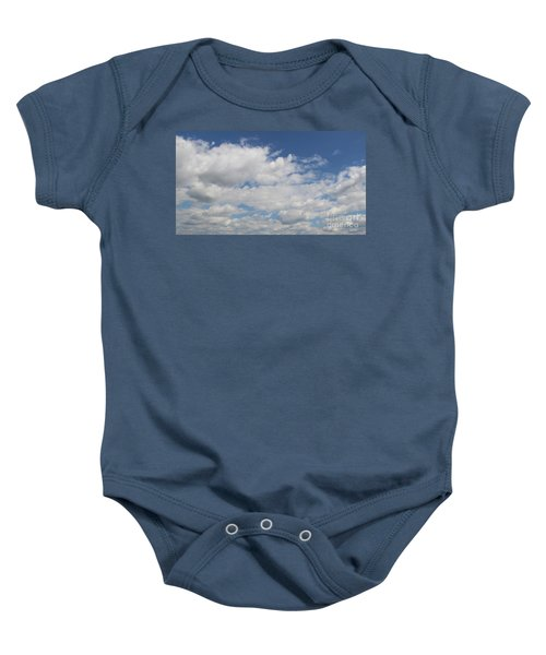Clouds 17 Baby Onesie by Rod Ismay