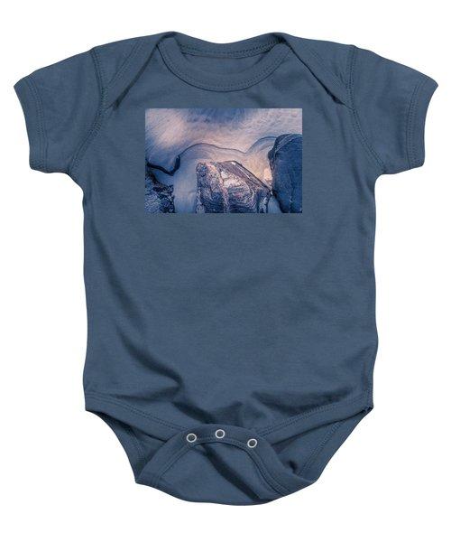 Coastal Rocks Baby Onesie