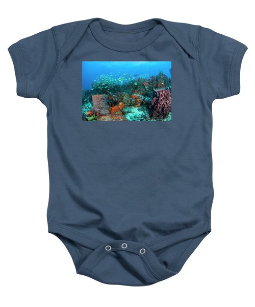 Color Of Life Baby Onesie
