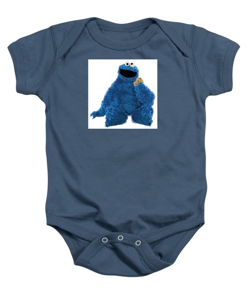 Cookie Monster Baby Onesie