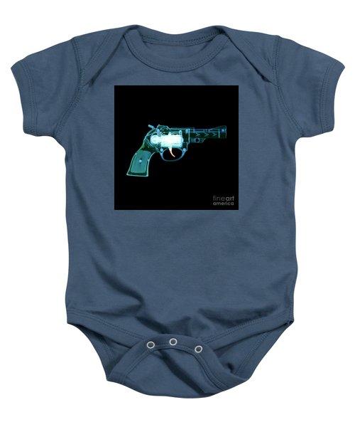 Cowboy Gun 001 Baby Onesie