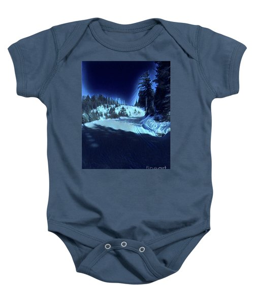 Cypress Bowl, W. Vancouver, Canada Baby Onesie
