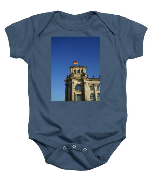 Deutscher Bundestag II Baby Onesie