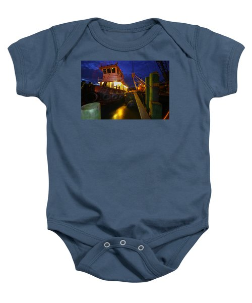 Dock Side Baby Onesie