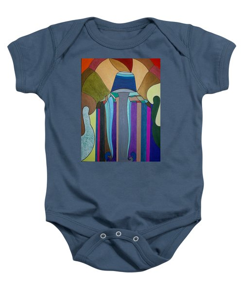 Dream 308 Baby Onesie