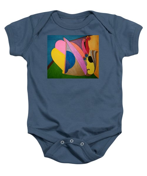 Dream 328 Baby Onesie