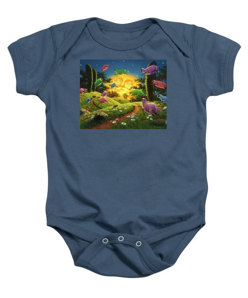 Dreamland IIi Baby Onesie