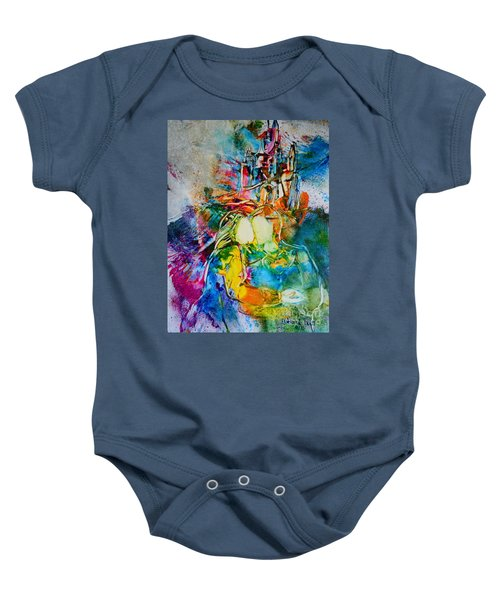Dreams Do Come True Baby Onesie