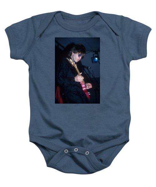 Elliot Easton Baby Onesie