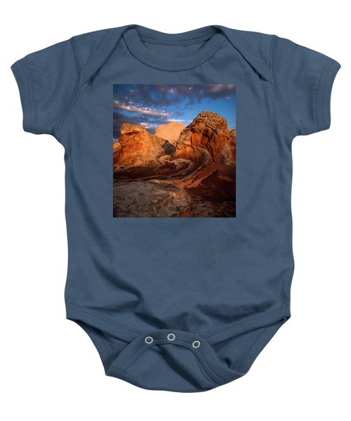 First Touch Baby Onesie