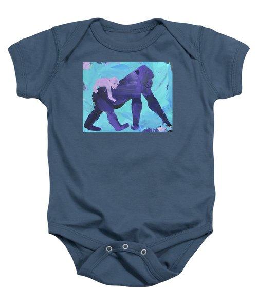 Gorgeous Gorilla Baby Onesie