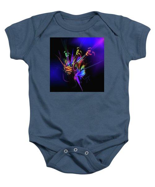 Guitar 3000 Baby Onesie