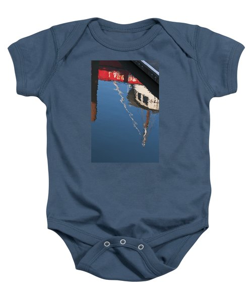 Harbor Reflections Baby Onesie