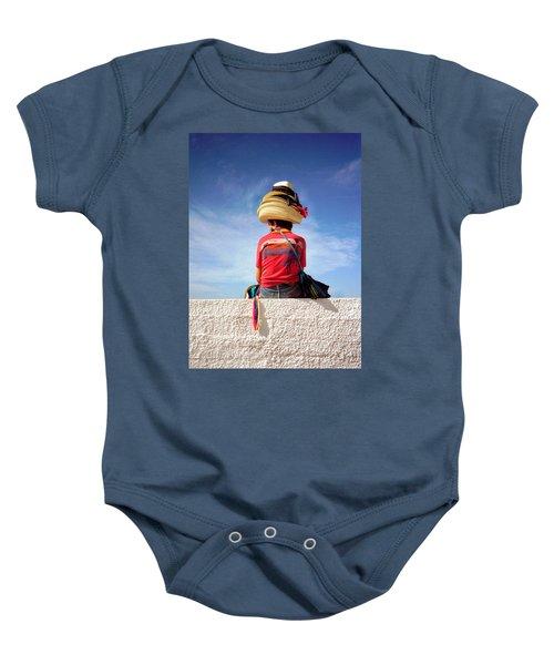 Hats Baby Onesie