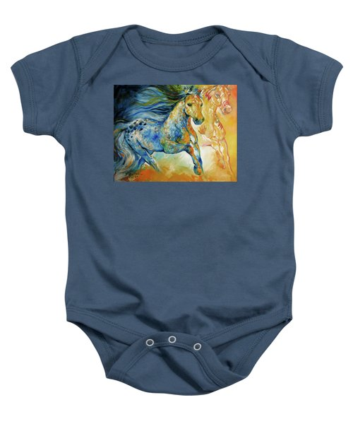 Kindred Spirits  Baby Onesie