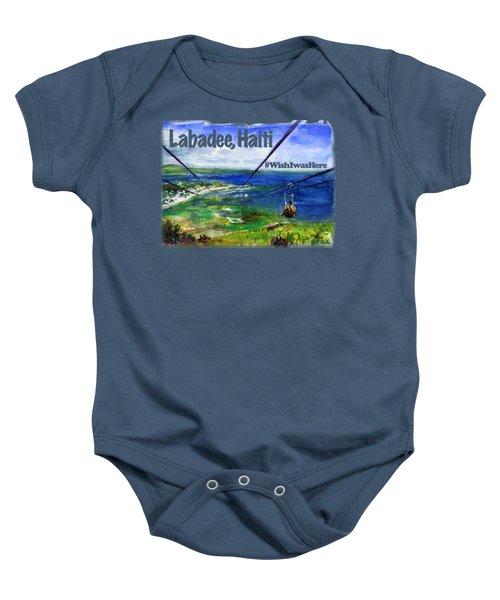Labadee Haiti Shirt Baby Onesie