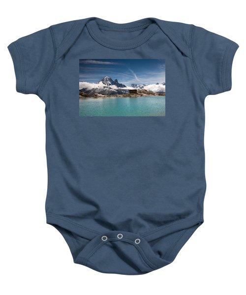 Lac Blanc Baby Onesie