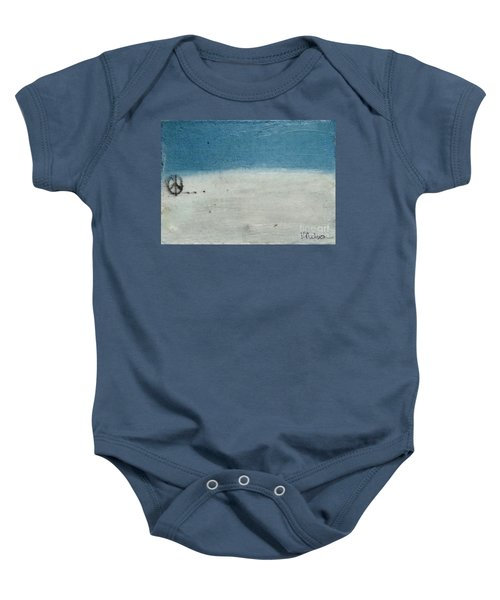 Let There Be Peace Baby Onesie