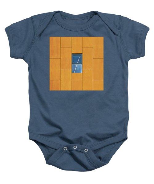 Manchester Windows 2 Baby Onesie