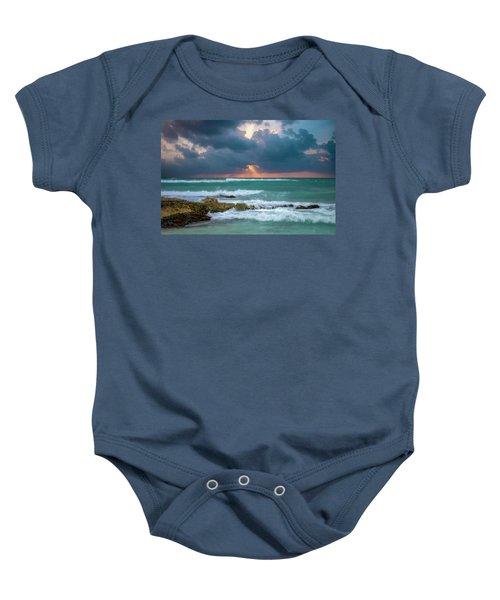 Morning Surf Baby Onesie
