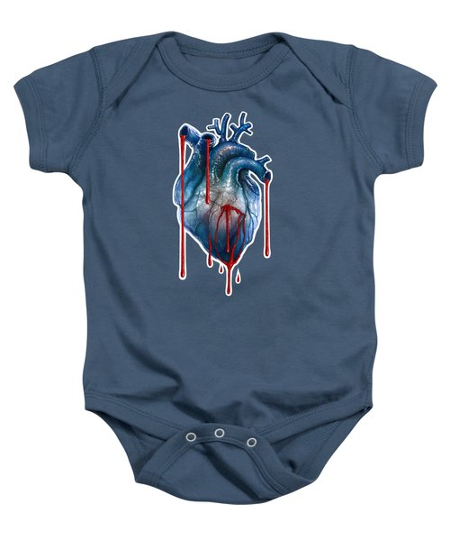 My Cold Heart Baby Onesie