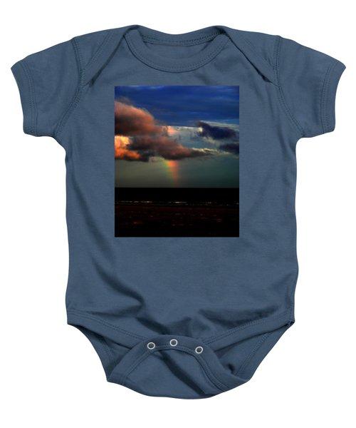 Ocean's Rainbow Baby Onesie