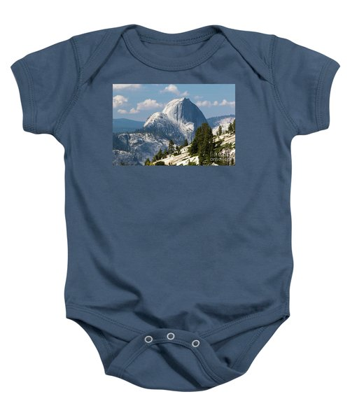Olmsted Point Baby Onesie