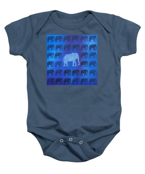 One Thousand Goodbyes Baby Onesie