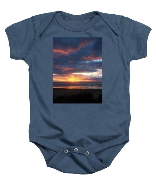 Oregon Coast 11 Baby Onesie
