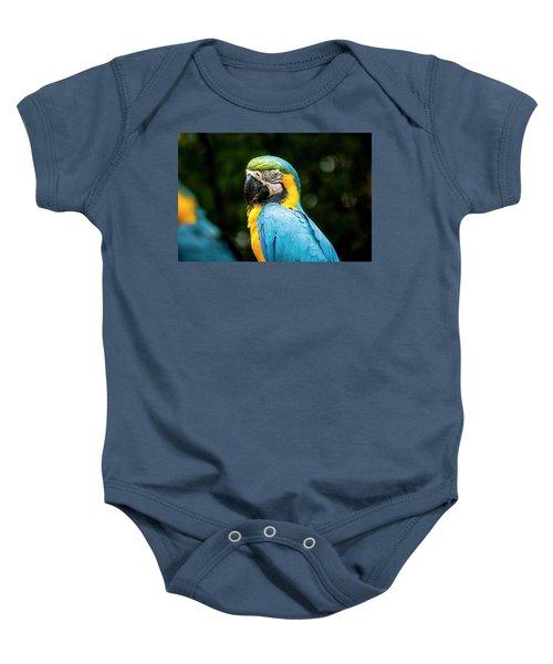 Parrot Baby Onesie