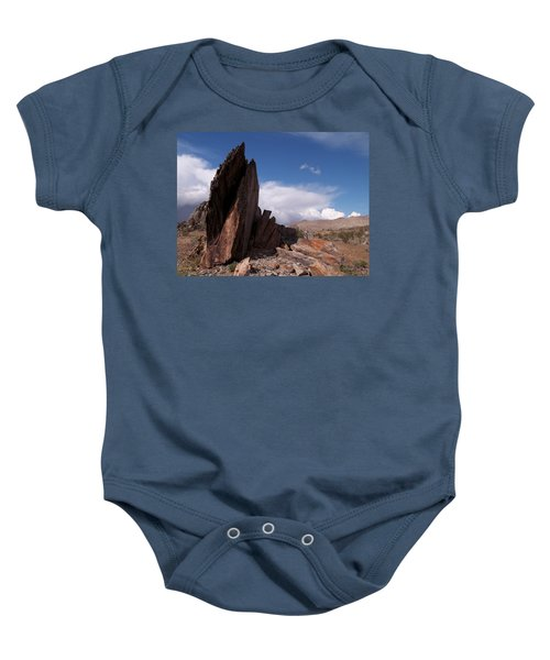 Prayer Rocks - Route 66 Baby Onesie