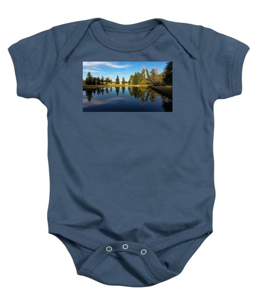 Reflections Of Life Baby Onesie