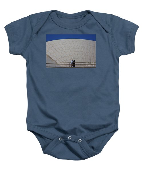Scapes Of Our Lives #21 Baby Onesie