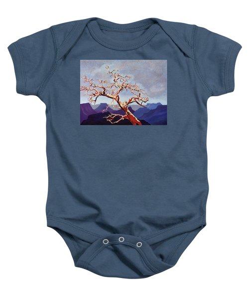 Scarlett's Live Oak Baby Onesie