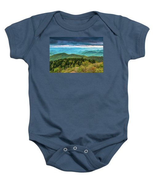 Spring Colors Baby Onesie