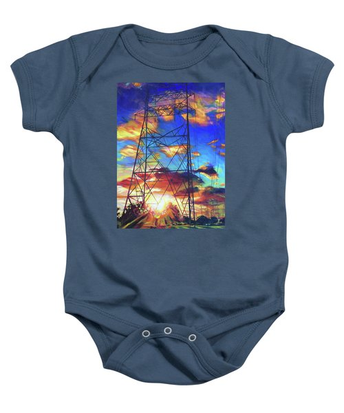 Stand Tall Baby Onesie